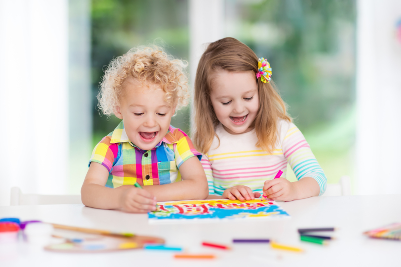 Crafty Kids Playdate Ideas