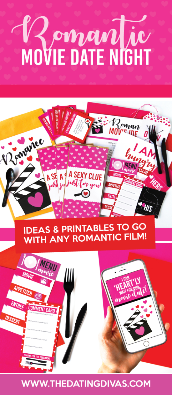 A romance movie night you and your spouse will LOVE!! #MovieNight #DatingDivas