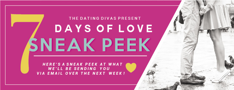 Dating divas 7 days of love