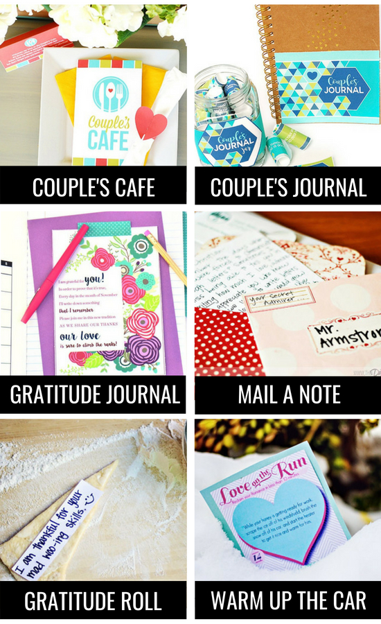 Ways to Show Gratitude to Spouse