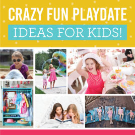Ideas for Playdates for Toddlers