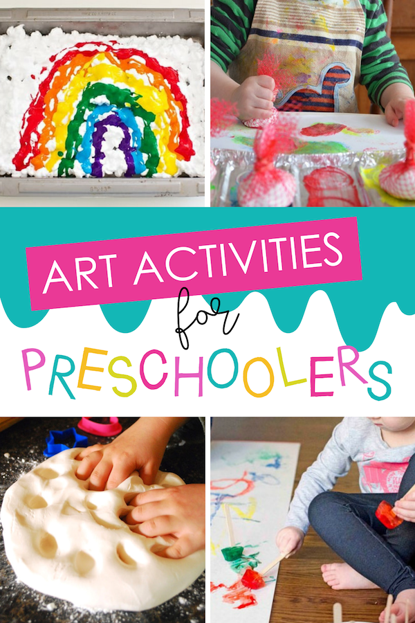 Art Preschool Activities