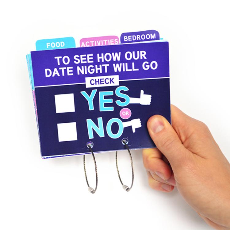 Buku dating yes or no