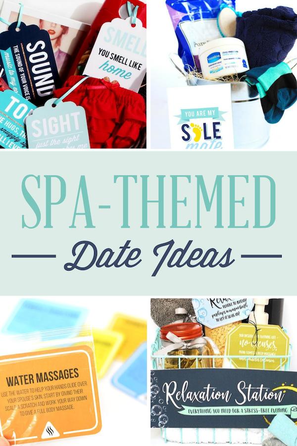 DIY Spa Day Date Ideas