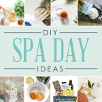 50 Ways to Make a DIY Spa Day At Home a Success