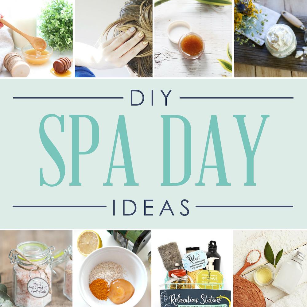 Massage Party Ideas Spa Night
