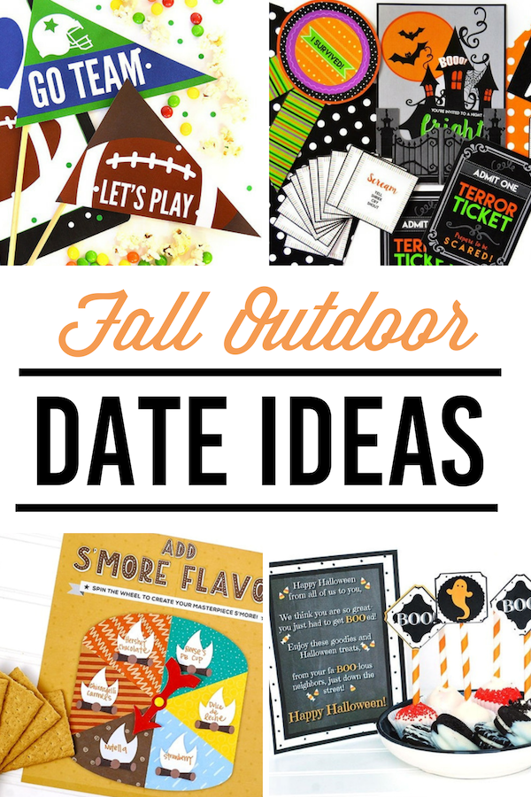 Fall Outdoor Date Ideas