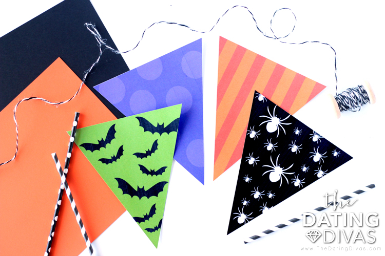 Halloween Costume Party Banner