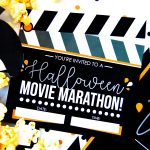 Halloween Movie Marathon for Couples