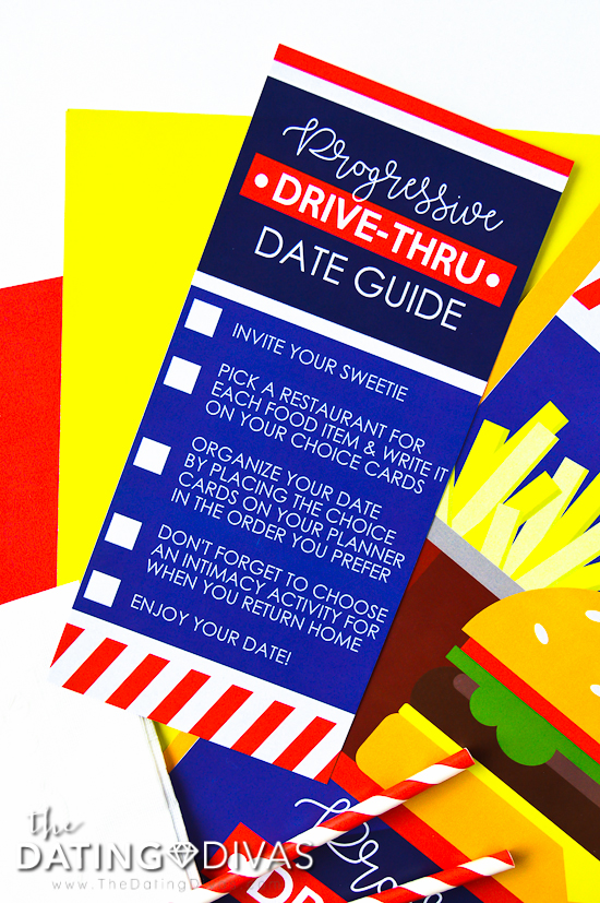 Progressive Drive Through Date Guide