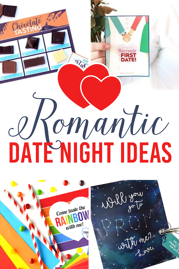 Romantic Ideas for Date Night