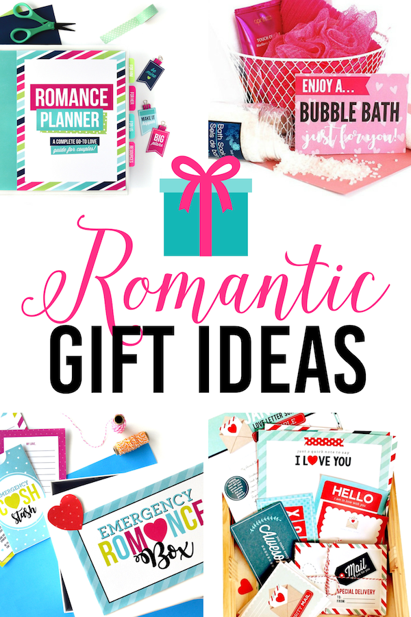 Romantic Ideas for Gifts