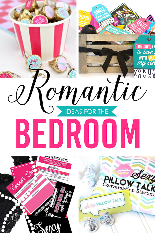 Romantic Ideas for the Bedroom
