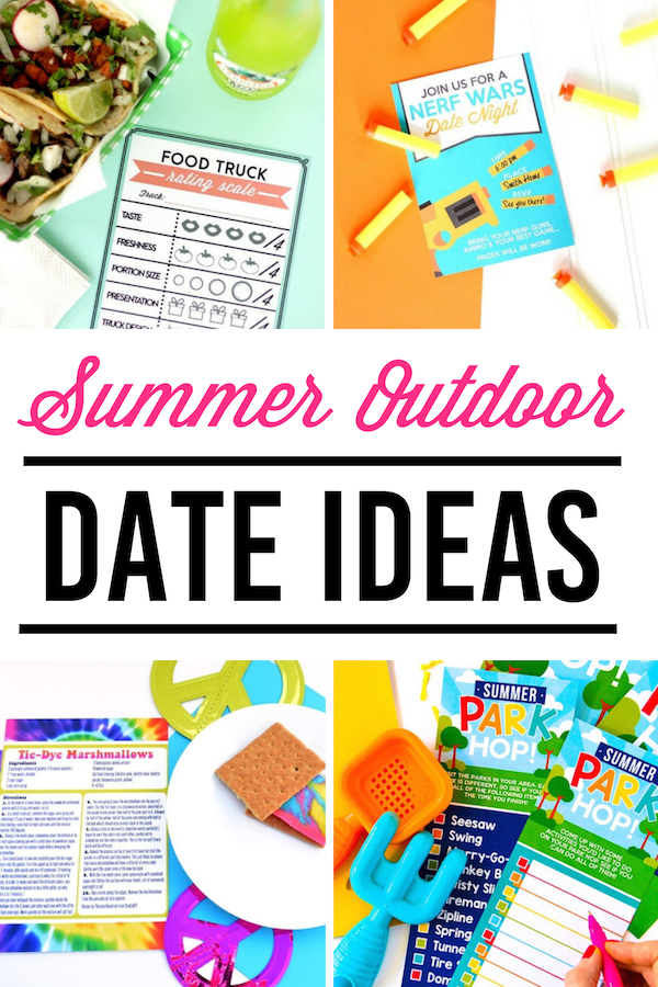Summer Outdoor Date Ideas