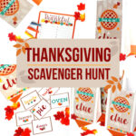 The Best Thanksgiving Scavenger Hunt Ideas