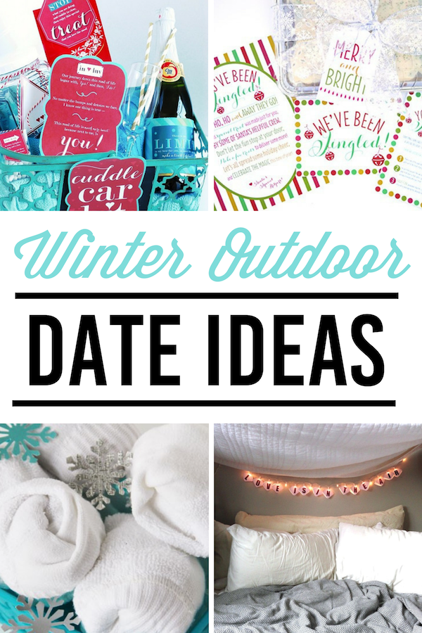 Winter Outdoor Date Ideas