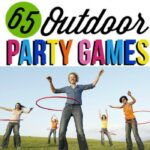 65 Of The Best Outdoor Games