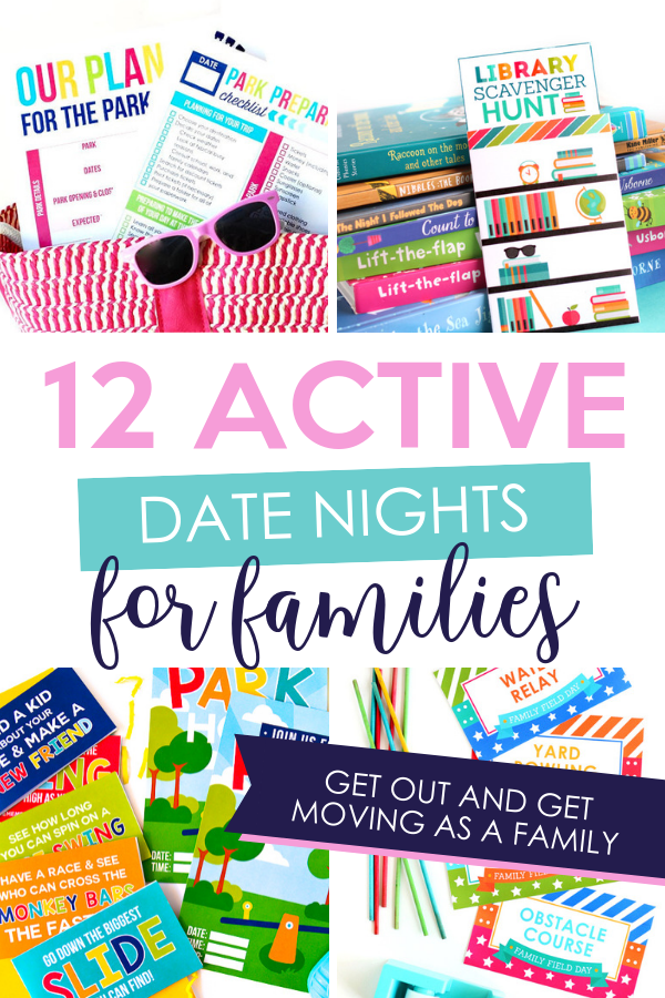 Active Family Fun Night Ideas