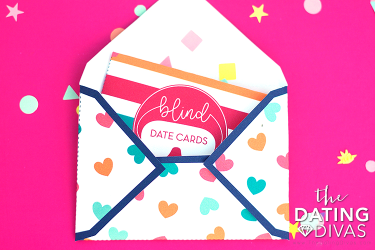 Blind Date Envelopes