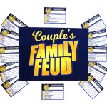 Couple's Family Feud Game