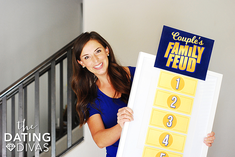 DIY Family Feud Game