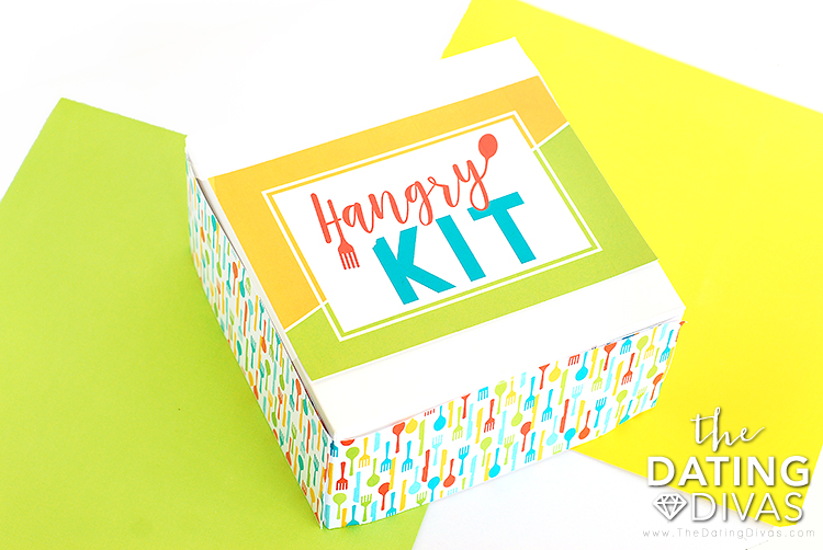 DIY Hangry Kit