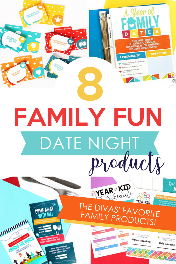 Family Fun Date Night Products