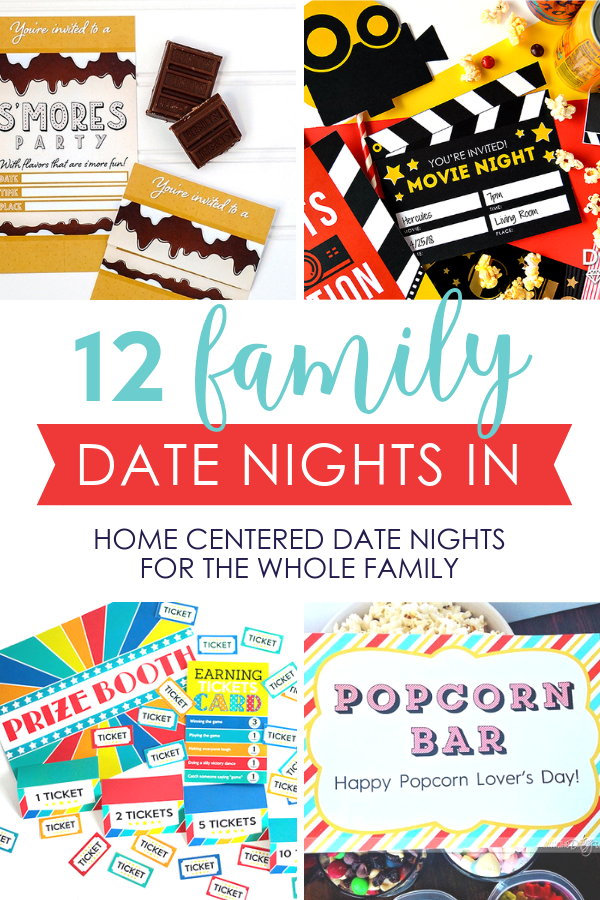 Family Fun Night Ideas for Date Nights In