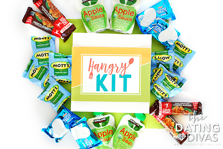 Hangry Kit Gift Idea