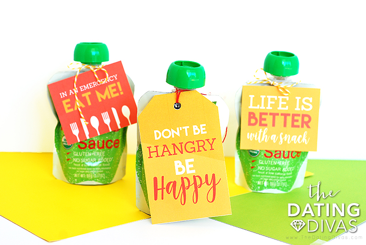 Hangry Kit Gift Tags