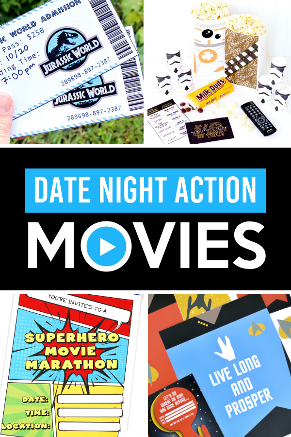 Action Movies for At Home Movie Date