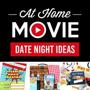 At Home Movie Date Night Ideas for Everyone
