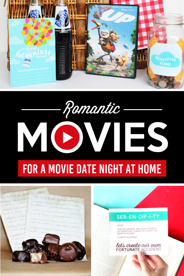 At Home Movie Date Night Ideas for Romance
