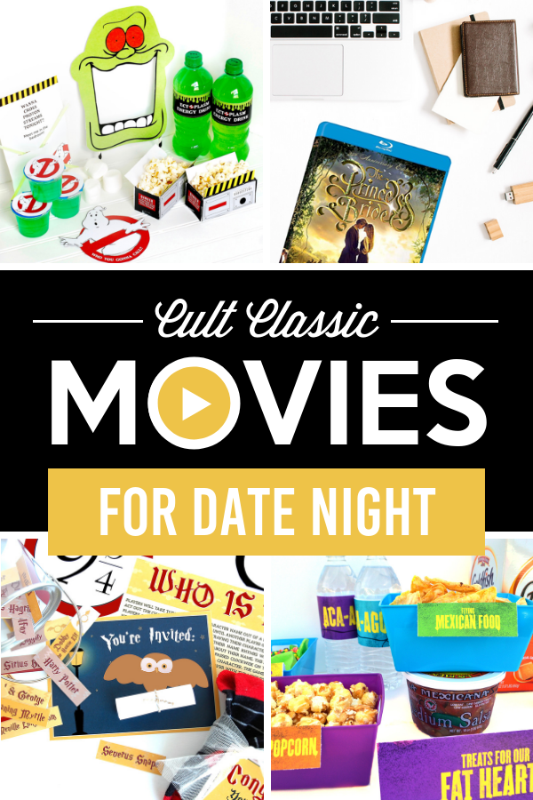 Cult Classic At Home Movie Date Night Ideas