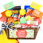 25+ Custom, Personalized Gift Basket Ideas to DIY