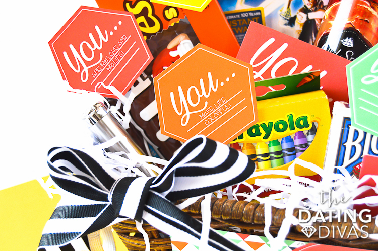 All About You Basket and Gifts