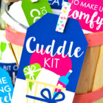 How to Cuddle: A Romantic Cuddle Kit for Two