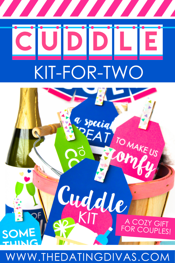 This romantic Cuddle Kit looks SOOOO easy and fun! Definitely doing this for my hubby! :D #thedatingdivas #romanticcuddlekit #cuddlekit