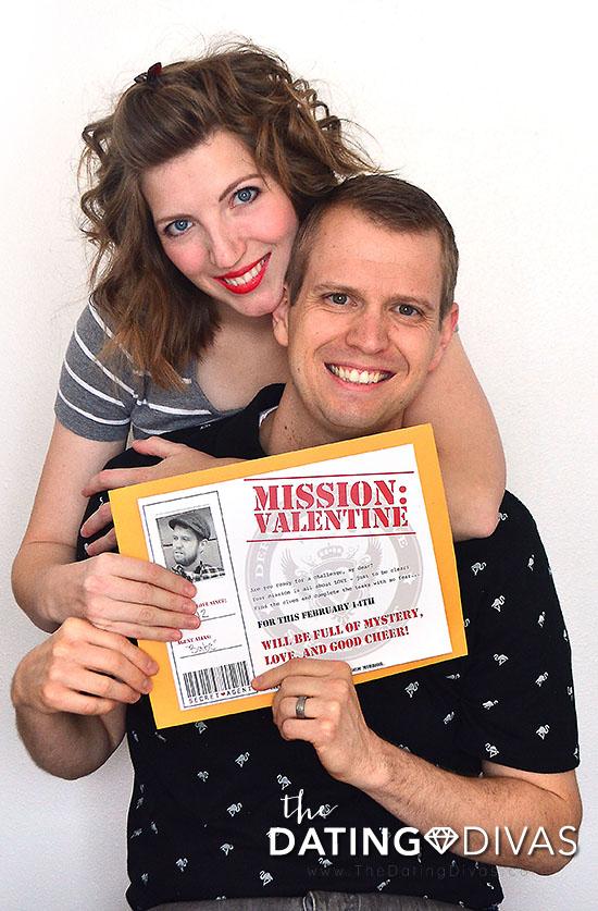 Datation Divas mission Valentine