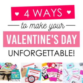 4 ways to make your Valentine's day unforgettable