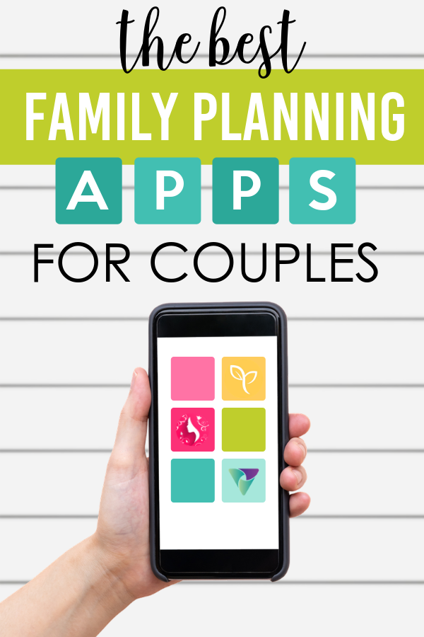 The Best Family Planning Apps for Couples