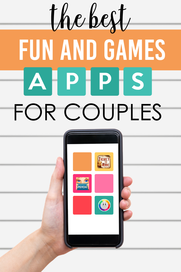 The Best Fun and Game Apps for Couples