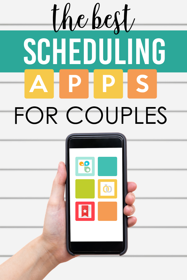 The Best Scheduling Apps for Couples