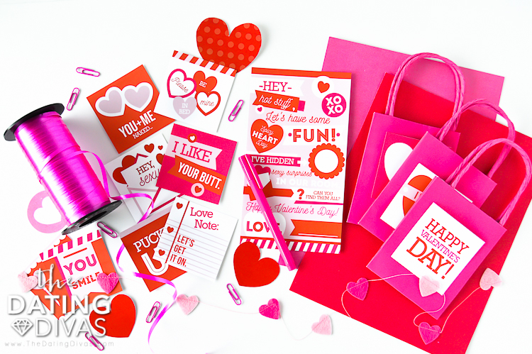 Valentine Search and Valentine's Day Ideas