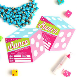 Bunco Group Date Night Games