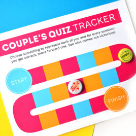 Couple's Date Night Quiz and Interview