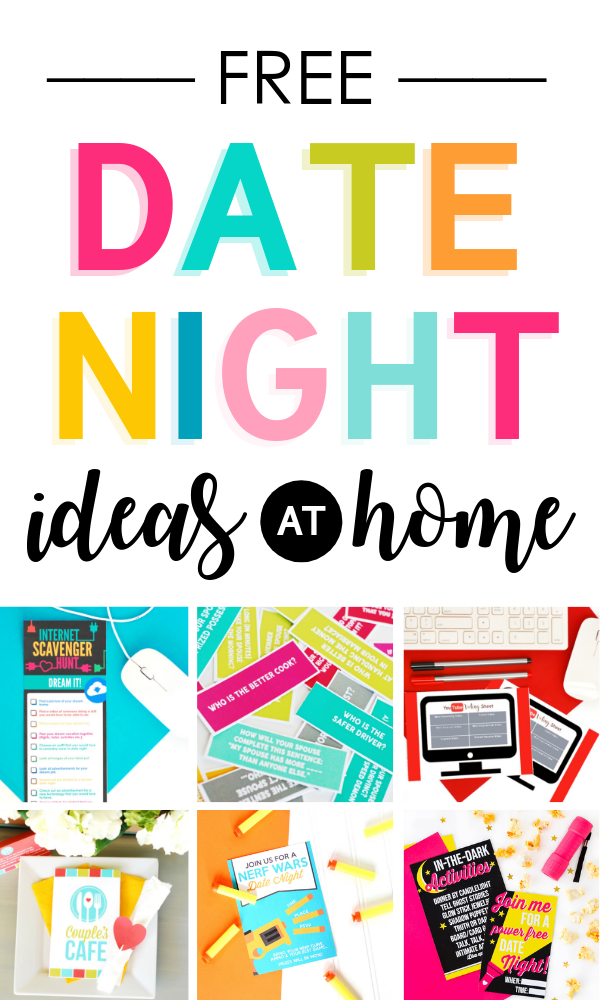 Free Date Night Ideas at Home
