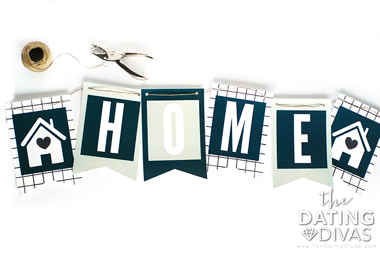 Housewarming Party Banner Theme