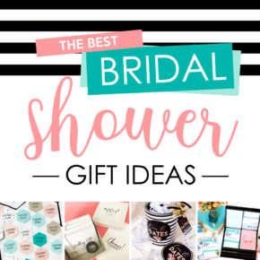Bridal Shower Gift Ideas for Everyone