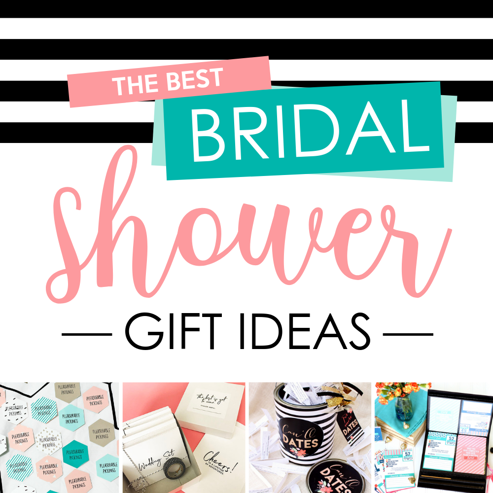 The Best Bridal Shower Gift Ideas From Dating Divas